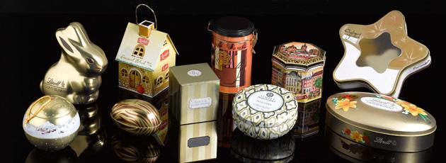 Boîtes en métal Avec fermeture italienne