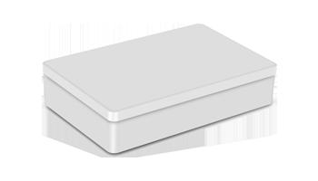 boite metal aluminium fabrication forme rectangulaire